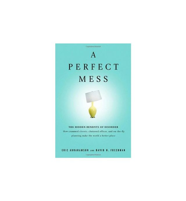 A Perfect Mess by Eric Abrahamson and David H. Freedman