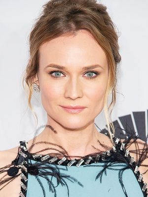 Diane Kruger Has Discovered the Most Flattering Dress Shape Ever