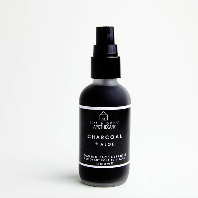 Little Barn Apothecary Charcoal + Aloe Cleanser