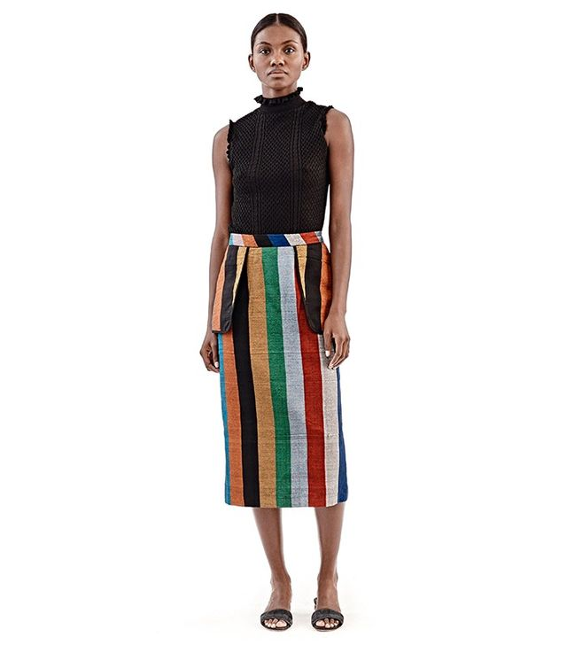 Selly Raby Kane Fatima Pencil Skirt