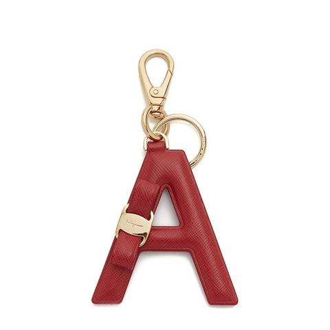 Letter Keychain