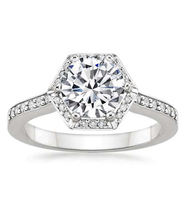 Brilliant Earth Dahlia Diamond Ring