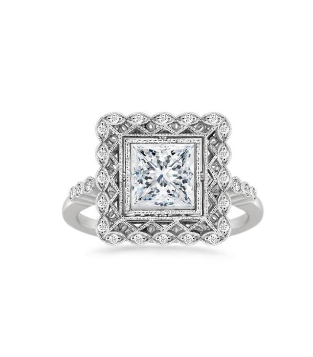 Brilliant Earth Alvadora Diamond Ring