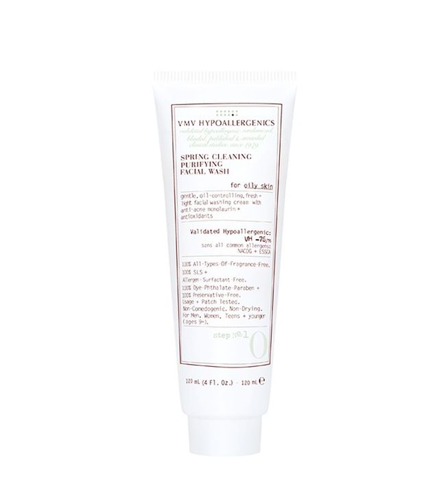 VMV Hypoallergenics Spring Cleaning Purifying Facial Wash for Oily Skin
