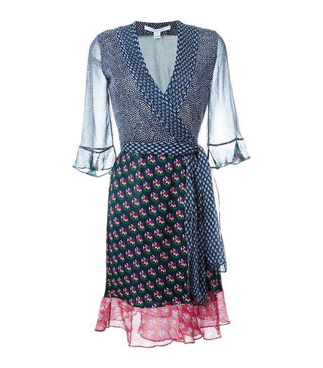 Diane von Furstenberg Nieves Wrap Dress