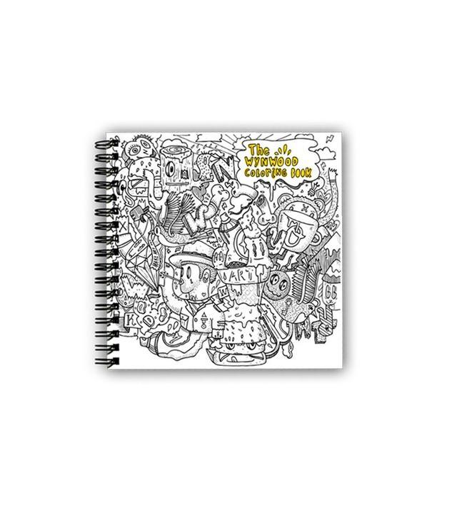 Wynwood Coloring Book