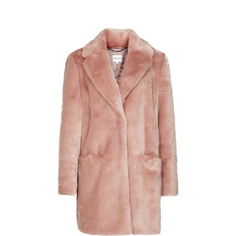 Alba Faux Fur Coat