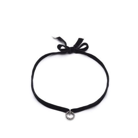 Vix Velvet Choker Necklace