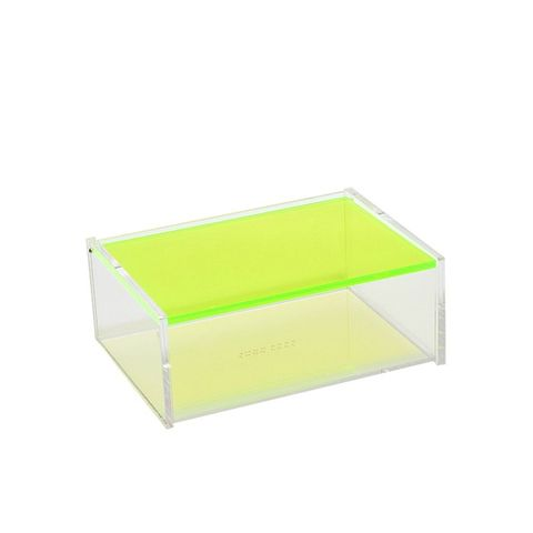 Jacquard Methacrylate Box