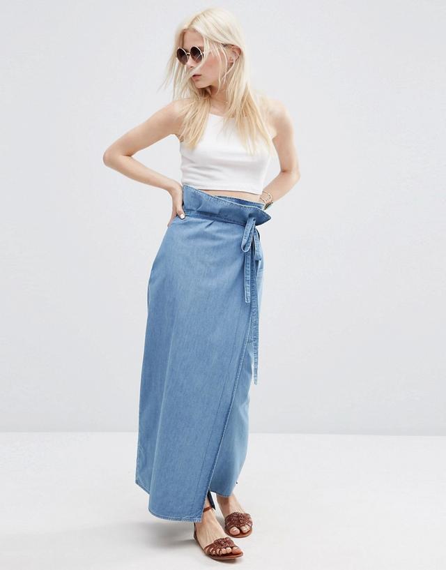 ASOS Wrap Skirt