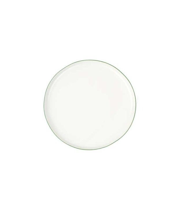 Canvas Abbesses Plate