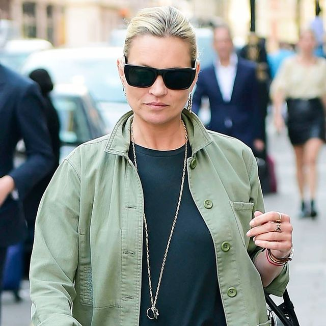 Kate Moss Just Wore a Topshop Jacket—and It Sold Out Immediately