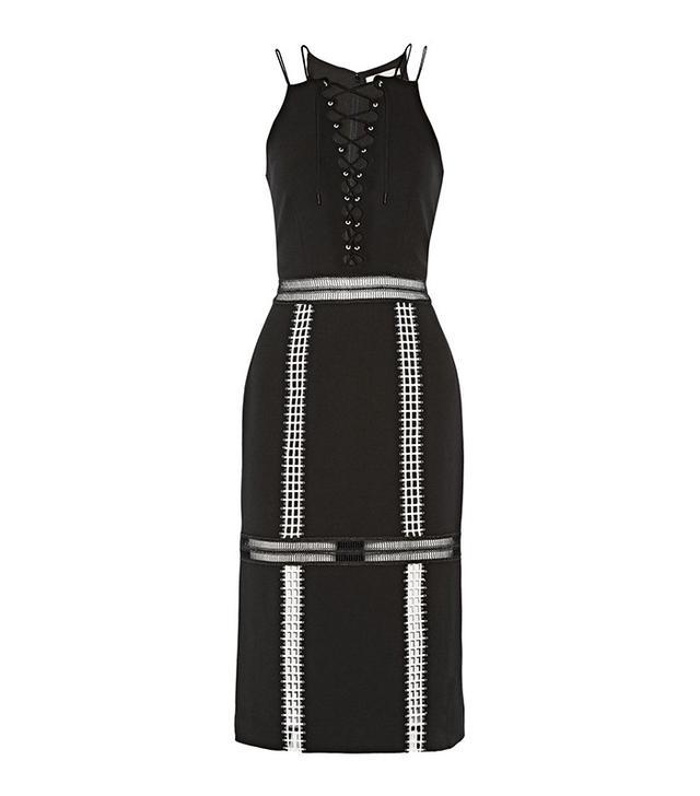 Jonathan Simkhai Embroidered Dress