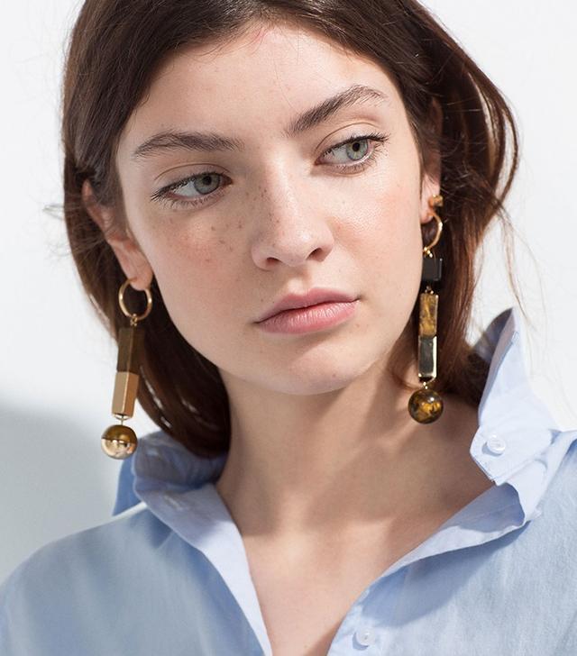 Zara Geometric Earrings