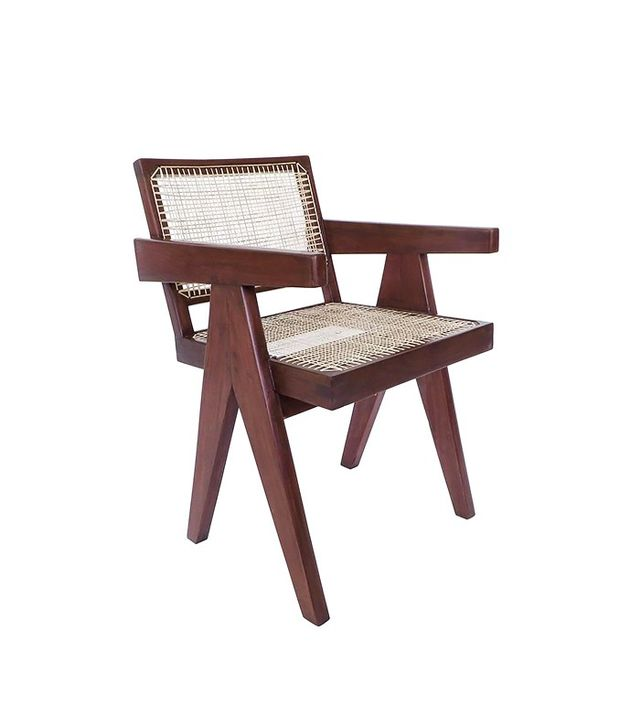 Pierre Jeanneret Office Dining Armchair