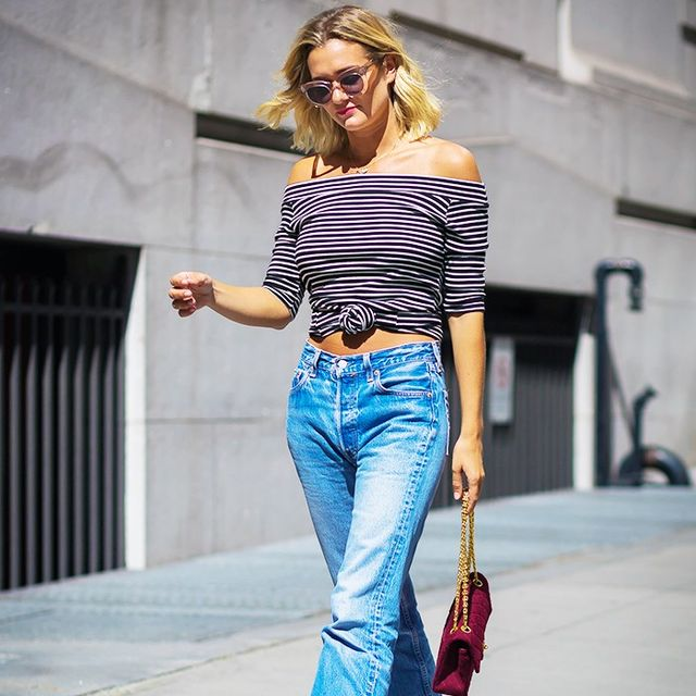 Tiny Waist, Curvy Rear? These Are the Jeans for You