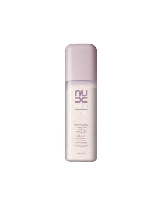 Nude Skincare Purify Detox Fizzy Powder Wash