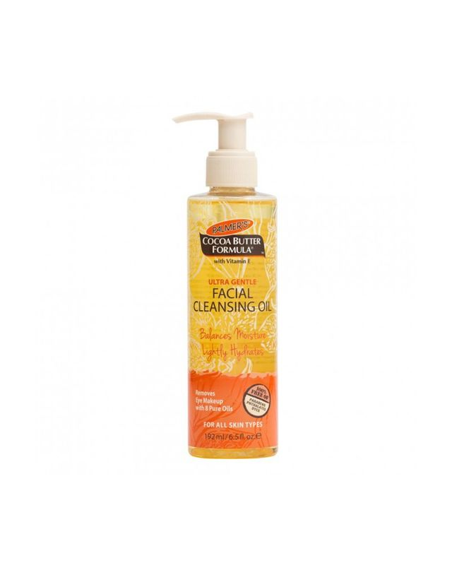 Palmer's Cocoa Butter Formula Ultra Gentle Facial Cleansing Oil