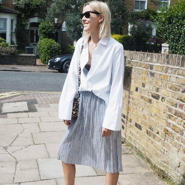 What London Girls Really Wear When It's Hot