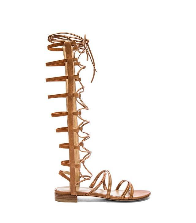 Stuart Weitzman Spartan Sandals