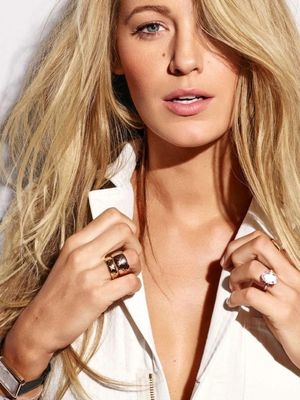 First Look: Blake Lively's Classic-Cool Spread for Elle France