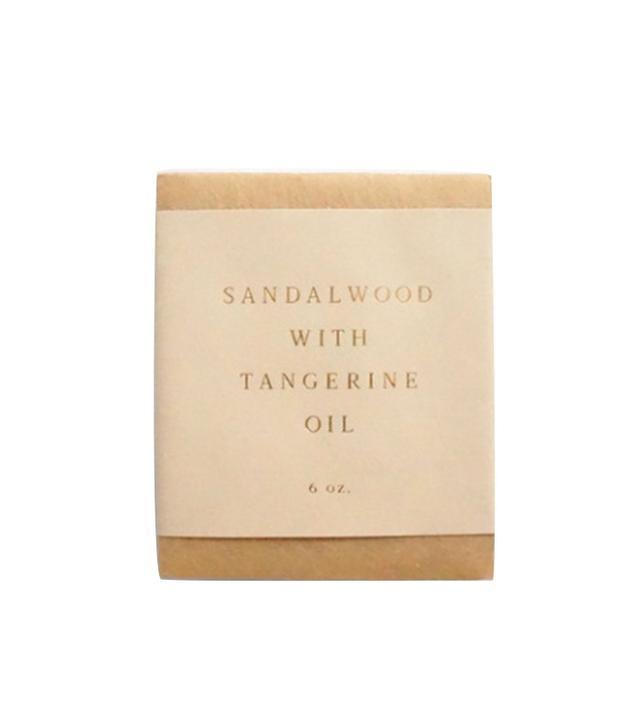 Saipua Sandalwood With Tangerine Oil Soap