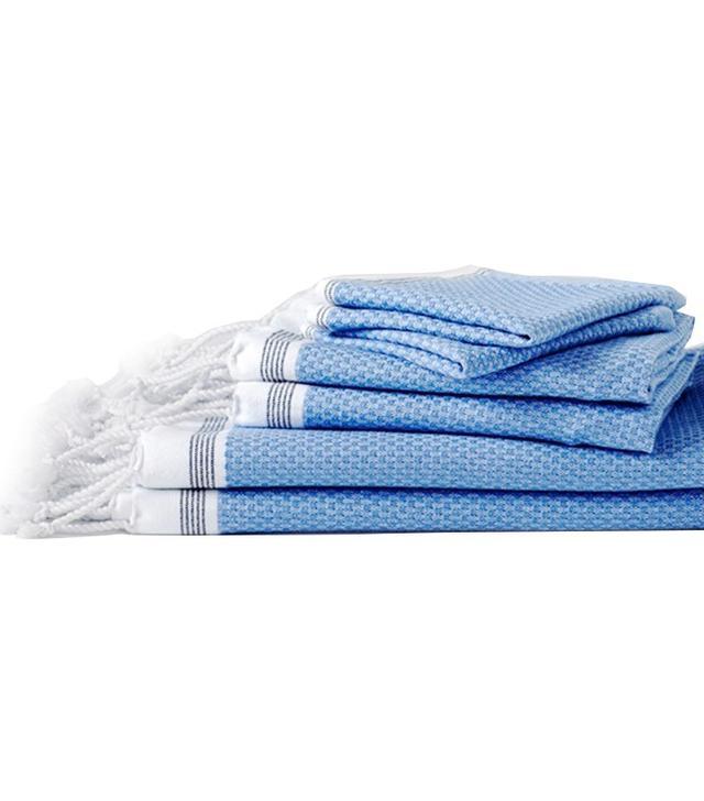 Coyuchi Mediterranean Towel Set