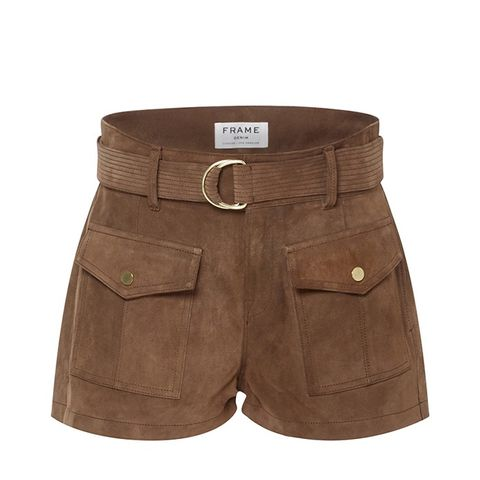 Le Patch Pocket Shorts