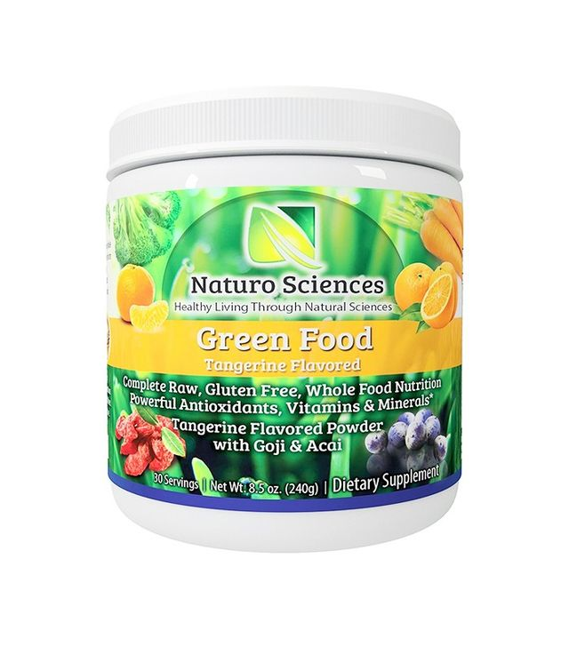 Naturo Sciences Green Food