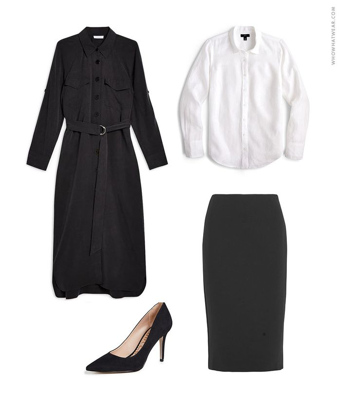 the sale of shoes unique design catch The Only 10 Work Outfits You Need | Who What Wear