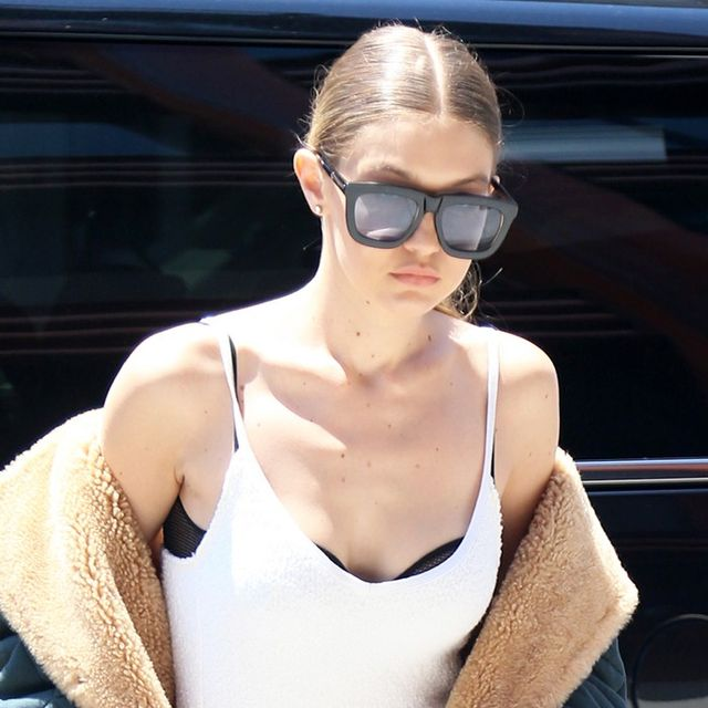 The Gigi Hadid Outfit Formula That Is So 2016
