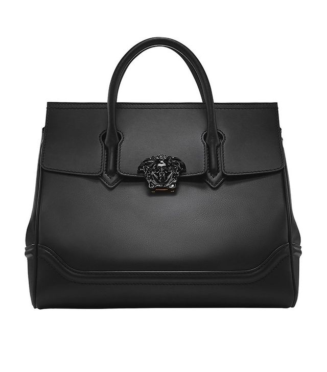Versace Palazzo Empire Leather Bag
