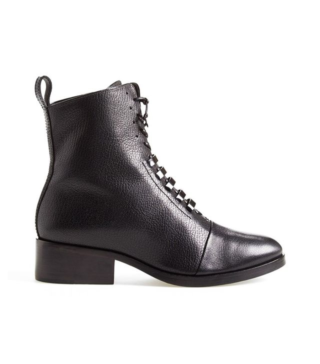 3.1 Phillip Lim Alexa Lace-Up Ankle Boot
