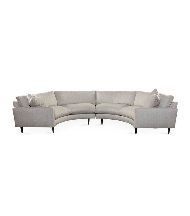 Robin Bruce Curved Sectional