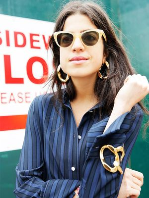 This Man Repeller Collab Is Tomboy-Cool Perfection