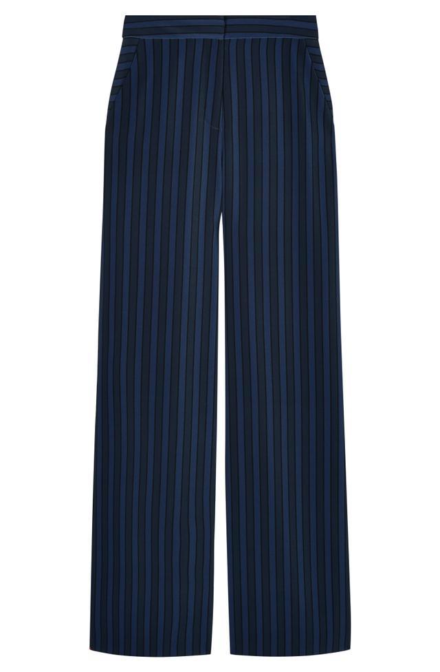Atea Oceanie x Man Repeller Striped Trousers