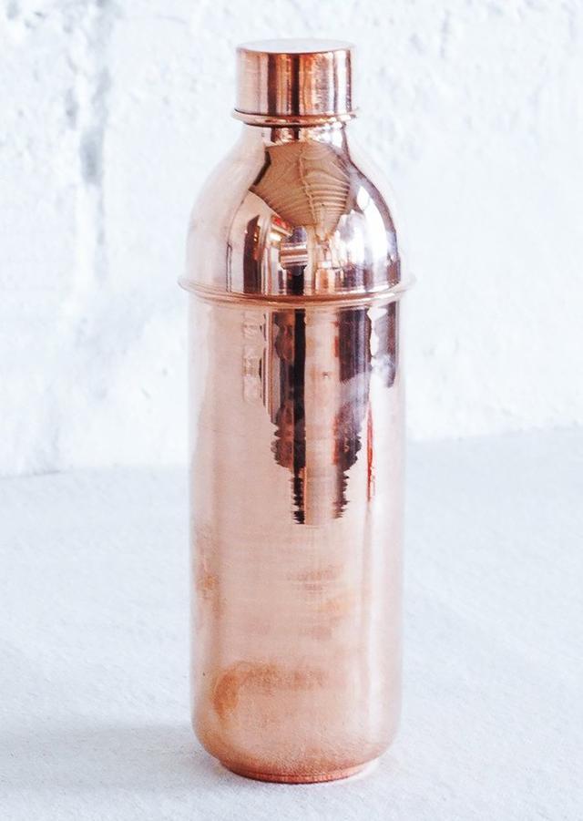 Spartan Shop Copper Water Bottle