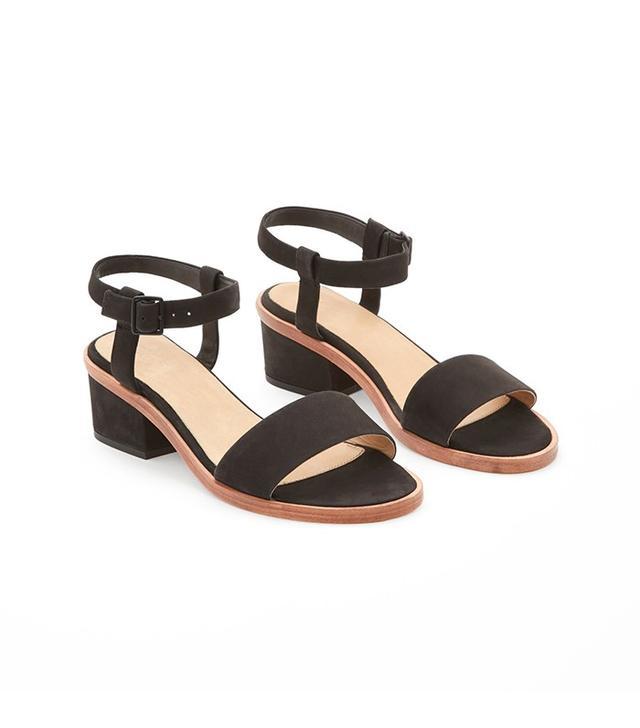 COS Nubuck Sandals