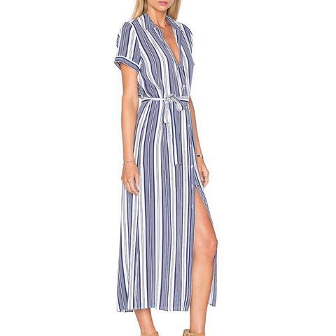 The Maxi Shirt Dress