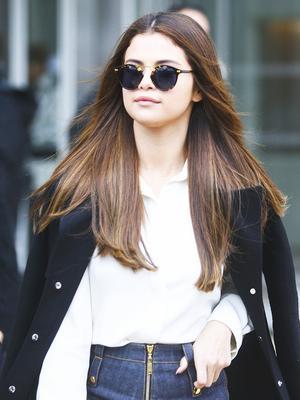Selena Gomez Is Endorsing This Major Trend