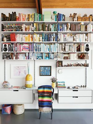 How to Make the Bookshelf Your Favorite Part of the House