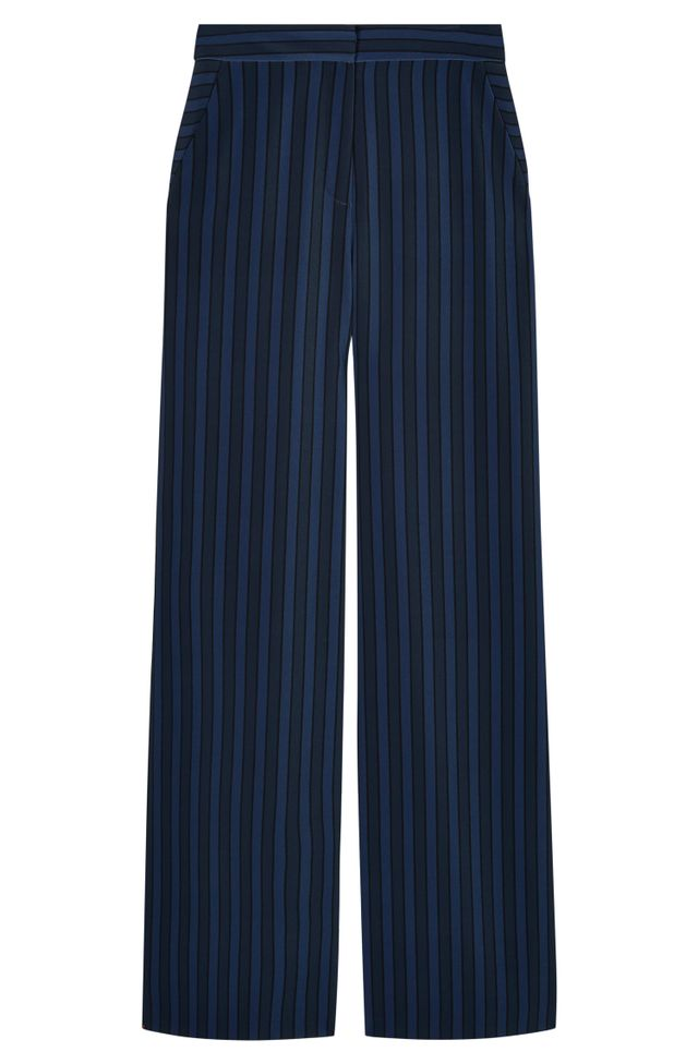 Atea Oceanie x Man Repeller Striped Trousers