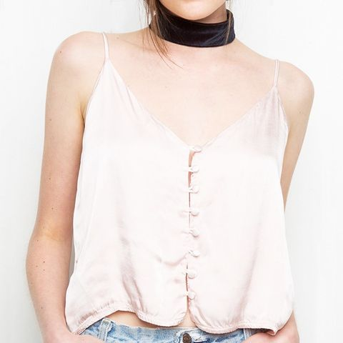 Griffin Silky Tank