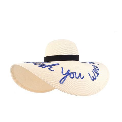 Sunny Floppy Sun Hat