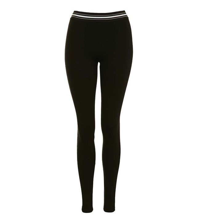 Topshop Sporty Ponte Leggings
