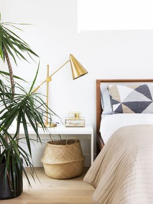 Before and After: Inside a Wedding Planner's Master Bedroom Makeover
