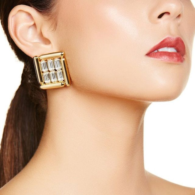 Balenciaga Gainsbourg Earrings