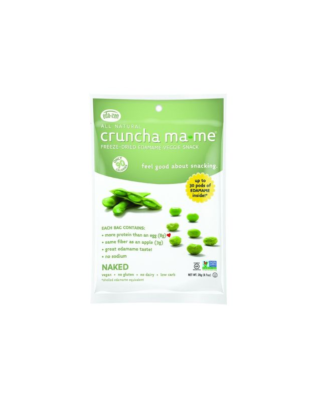 Eda-Zen Crunch Ma Me Edamame Snacks