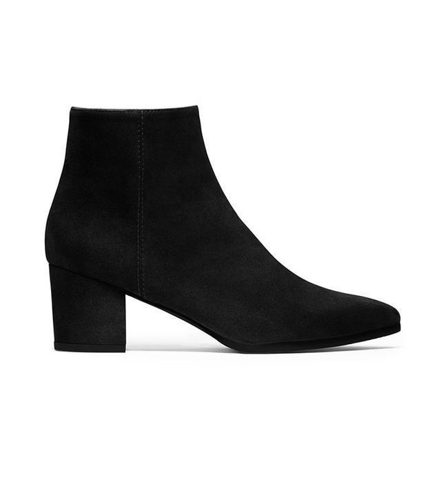 Stuart Weitzman Zepher Block Heel Boots