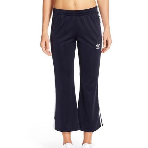 3-Stripes Flare Crop Pants